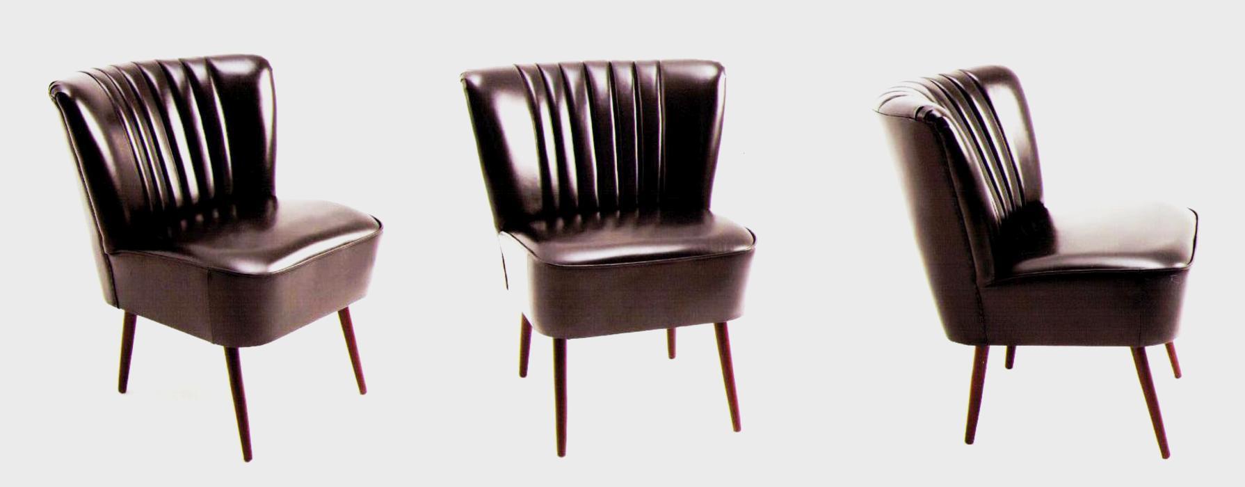 Sessel können auch einzeln bestellt werden